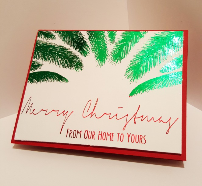 evergreenboughfinishedcardsredfoil
