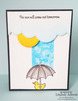 Rain & Sunshine Card 1