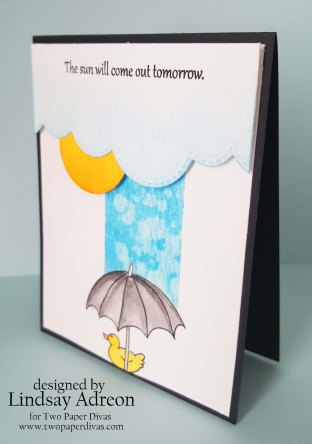 Rain & Sunshine Card 2