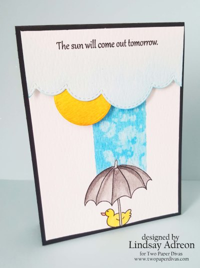 Rain & Sunshine Card 3
