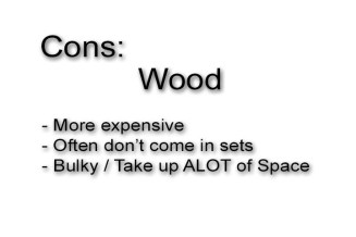 Cons Wood Mount