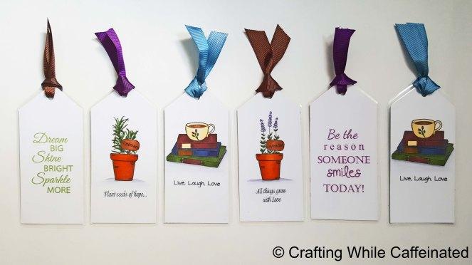 Finished Bookmarks 1