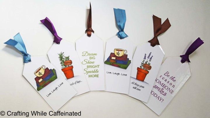 Making Bookmarks