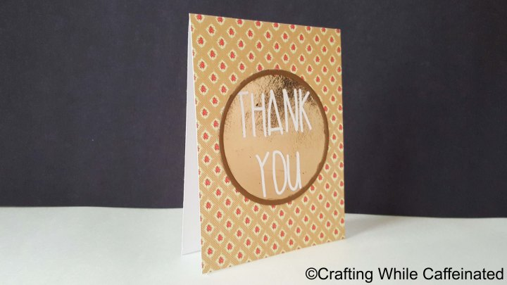 Finished Card 4