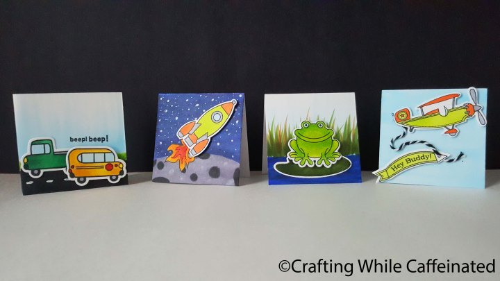 Finished Cards 1