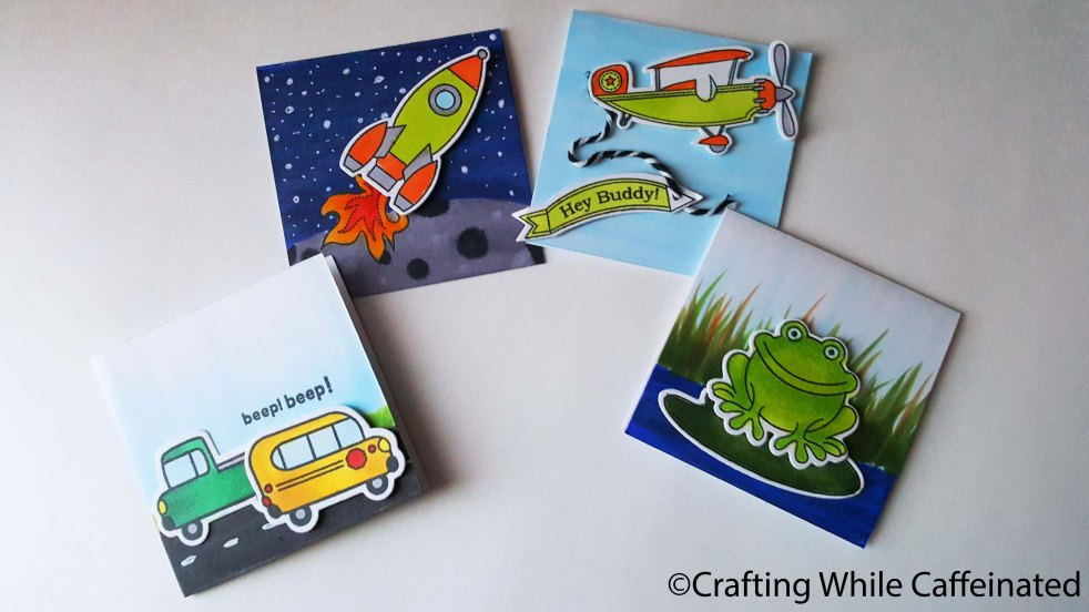 Finished Cards 4