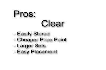 Pros Clear Mount