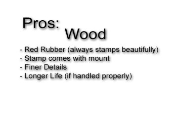Pros Wood Mount