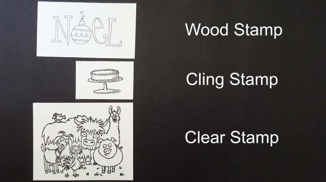 Stamped Comparison