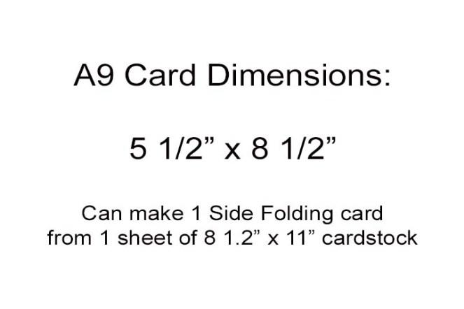 a9-card-dimensions