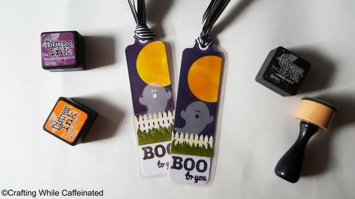 Halloween Bookmarks – A Non CandyTreat