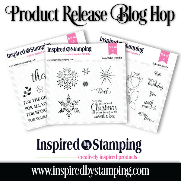 Inspired by Stamping Product Release BlogHop