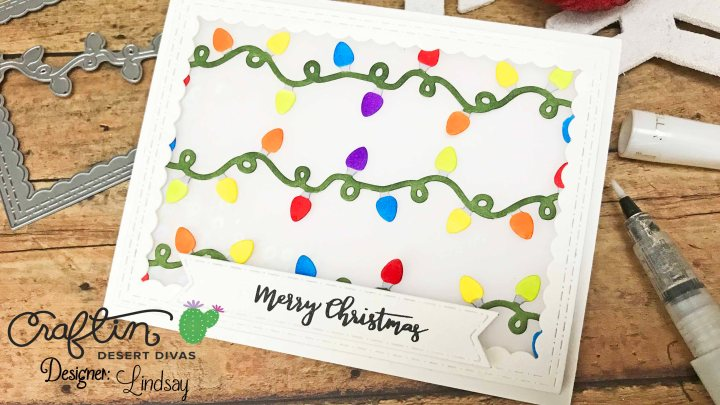 Craftin Desert Divas Mini Release – Holiday Border Dies
