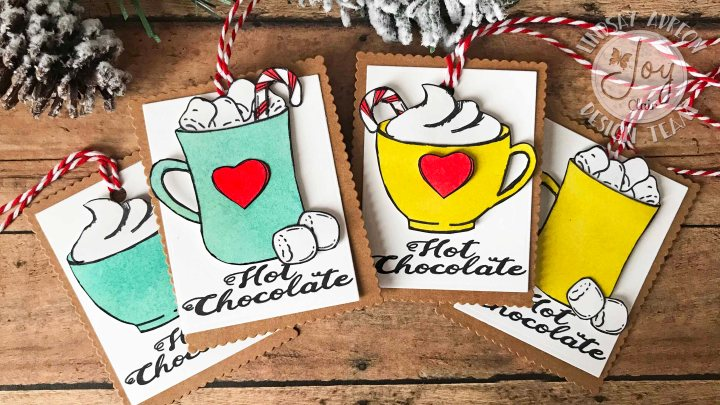 Christmas Cocoa Tags