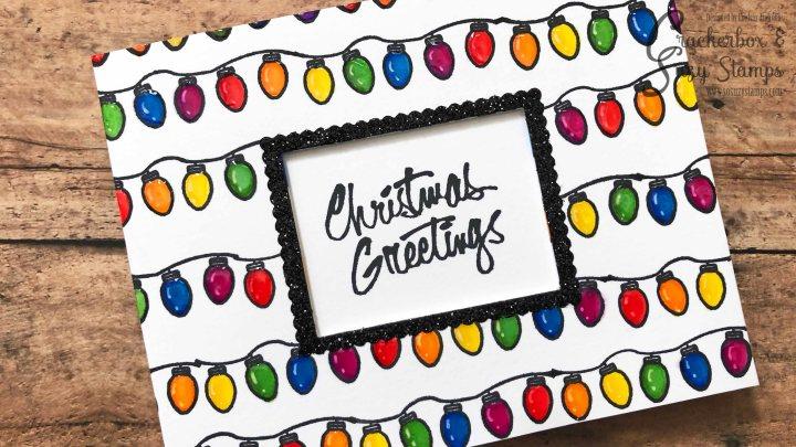 An Easy ChristmasCard