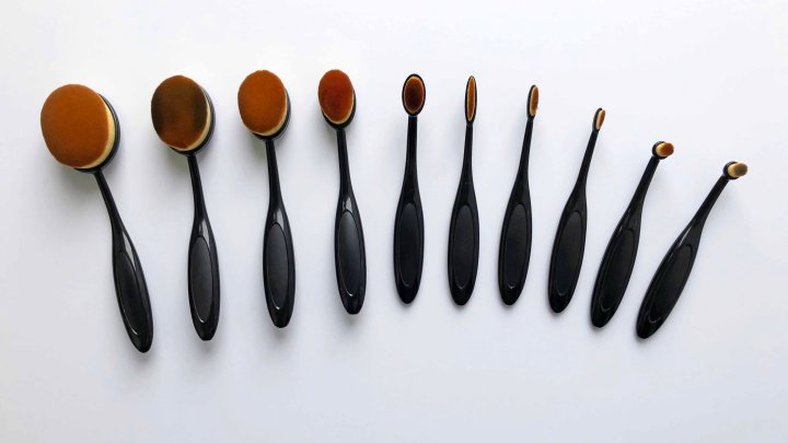 $10 Blending Brushes – Amazon Make-Up Brushes for Ink Blending