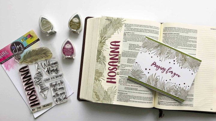 Bible Journaling & Card Making with OneDesign