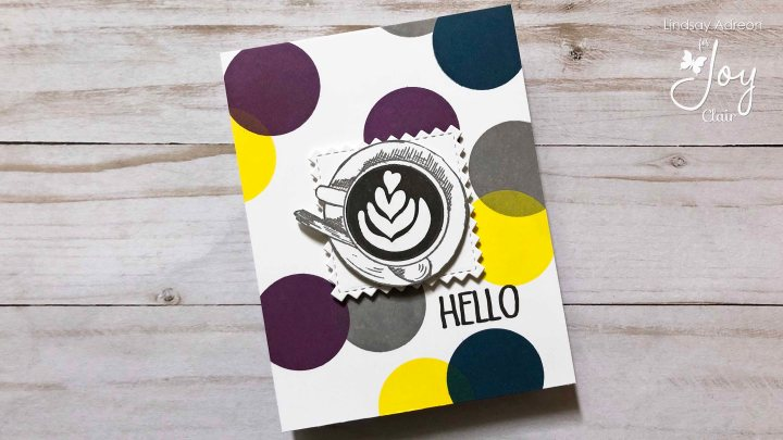 National Coffee Day with Joy ClairStamps