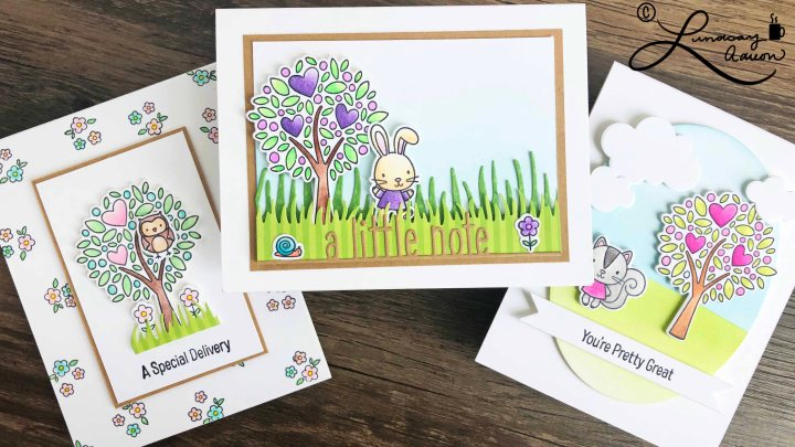 Coloring with Colored Pencils & OMS for Cardmaking – A Video Tutorial