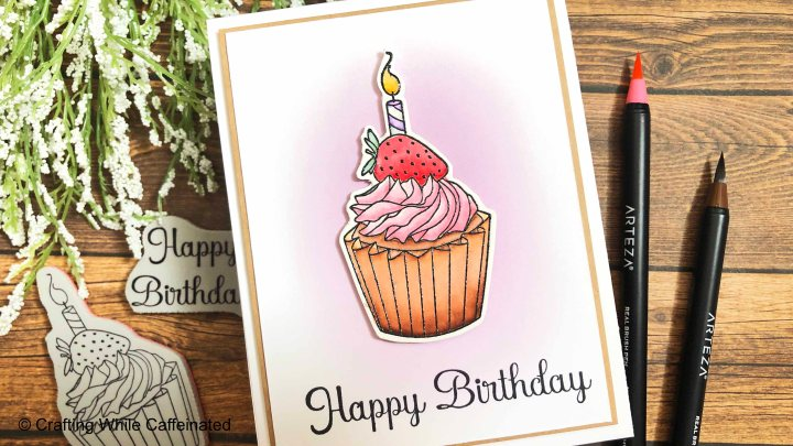 Let's Make a Easy Handmade Birthday Card