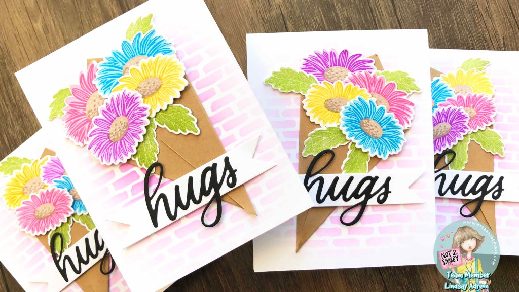 Learn how to make an easy set of handmade greetings card in today's video tutorial. I love making sets of cards to give as gifts. Learn some tips and tricks I like to use to make the process a breeze!