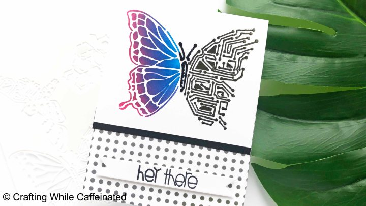 Selective Foiling withStencils