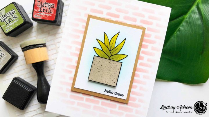 Adding Dimension to Digital Stamps + A VideoTutorial