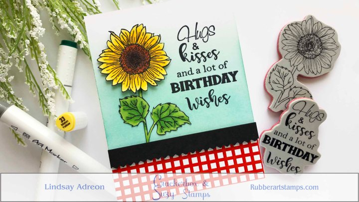 Happy Anniversary Crackerbox & Suzy Stamps